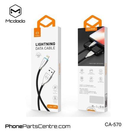 Mcdodo Mcdodo Lightning Kabel - Excellence Series CA-5700 1.2m (10 stuks)