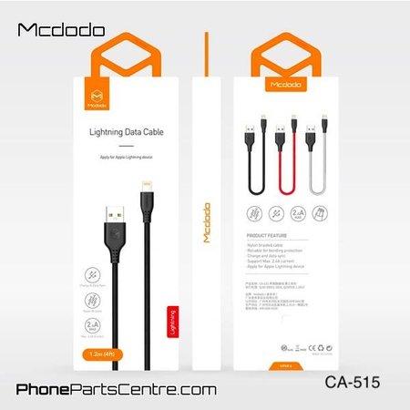 Mcdodo Mcdodo Lightning Kabel - Warrior series CA-5150 1.2m (10 stuks)