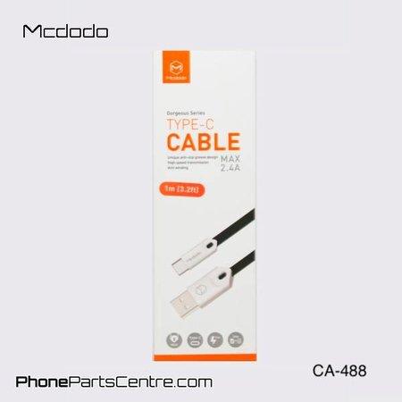 Mcdodo Mcdodo Type C Kabel - Gorgeous Series CA-4881 1m (20 stuks)