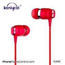 Koniycoi Wired Earphones KJ606 (10 pcs)