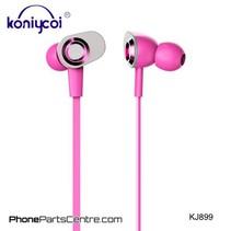 Koniycoi Wired Earphones KJ899 (20 pcs)
