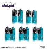 Koniycoi Koniycoi Bluetooth Oordopjes KW60 (5 stuks)