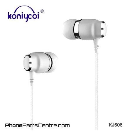 Koniycoi Koniycoi Wired Earphones KJ606 (10 pcs)