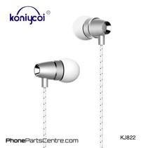 Koniycoi Wired Earphones KJ822 (10 pcs)