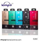 Koniycoi Koniycoi Oordopjes met snoer KJ822 (10 stuks)
