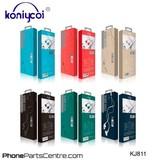 Koniycoi Koniycoi Oordopjes met snoer KJ811 (20 stuks)