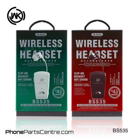 WK WK Bluetooth Headset BS535 (5 pcs)