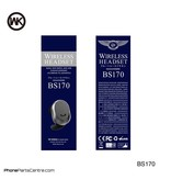 WK WK Bluetooth Headset BS170 (5 stuks)
