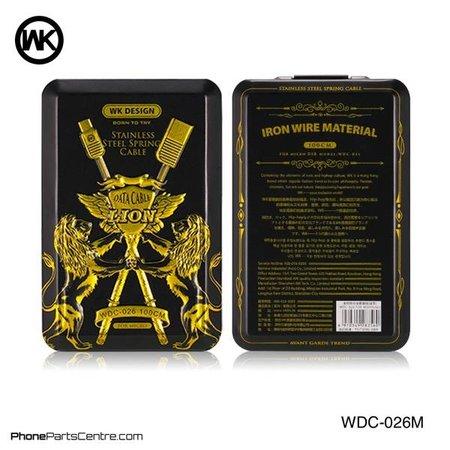 WK WK Micro-USB Kabel WDC-026M (10 stuks)