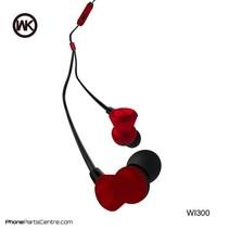 WK Wired Earphones WI300 (5 pcs)