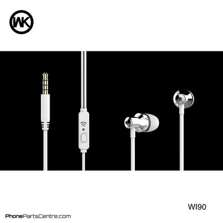 WK WK Wired Earphones WI90 (10 pcs)