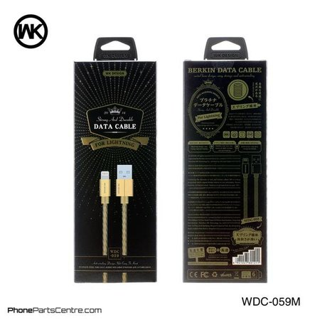WK WK Micro-USB Cable WDC-059M (10 pcs)