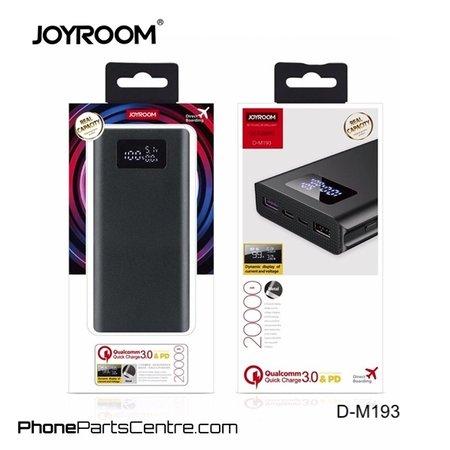 Joyroom Joyroom Powerbank 20.000 mAh - D-M193 (2 pcs)