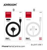 Joyroom Joyroom Xu  3 in 1 Kabel  S-L317 (10 stuks)