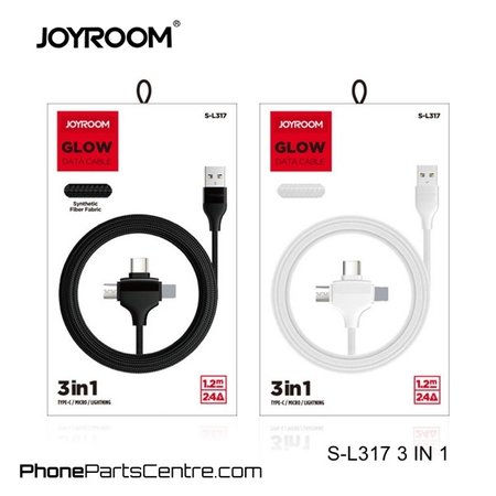 Joyroom Joyroom Xu  3 in 1 Cable  S-L317 (10 pcs)