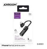 Joyroom Joyroom Lightning Type C Kabel & AUX S-M361 (5 stuks)