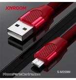 Joyroom Joyroom U Shape Micro-USB Kabel S-M359M (10 stuks)