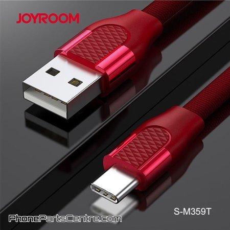 Joyroom Joyroom U Shape Type C Kabel S-M359T (10 stuks)