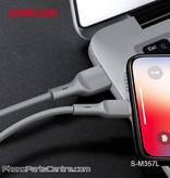 Joyroom Joyroom Elastic Lightning Cable S-M357L (20 pcs)