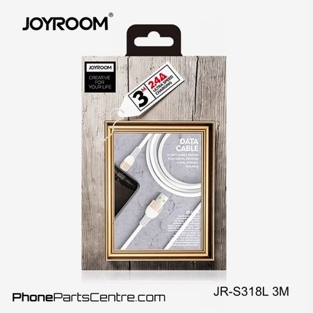 Joyroom Joyroom Lightning Kabel 3 meter JR-S318L (10 stuks)