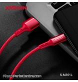 Joyroom Joyroom Zhiya Lightning Kabel S-M351L (10 stuks)