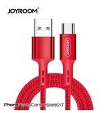 Joyroom Joyroom Zhiya Type C Kabel S-M351T (10 stuks)