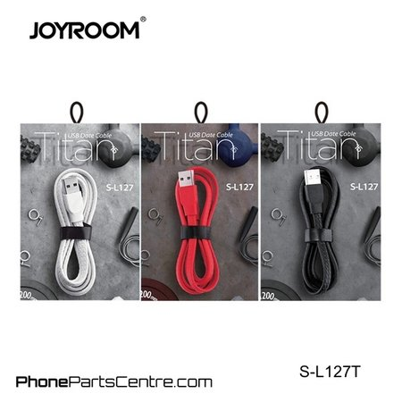 Joyroom Joyroom Titan Type C Cable 2 meter S-L127T (20 pcs)