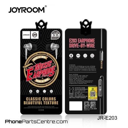 Joyroom Joyroom Oordopjes met snoer JR-E203 (5 stuks)