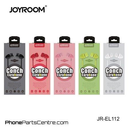 Joyroom Joyroom Wired Earphones JR-EL112 (10 pcs)