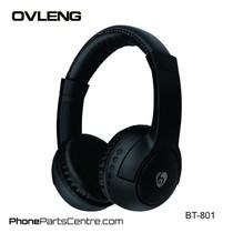 Ovleng Bluetooth Koptelefoon / Speakers BT-801 (2 stuks)
