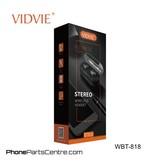 Vidvie Bluetooth Headset WBT-818 (1 stuks)