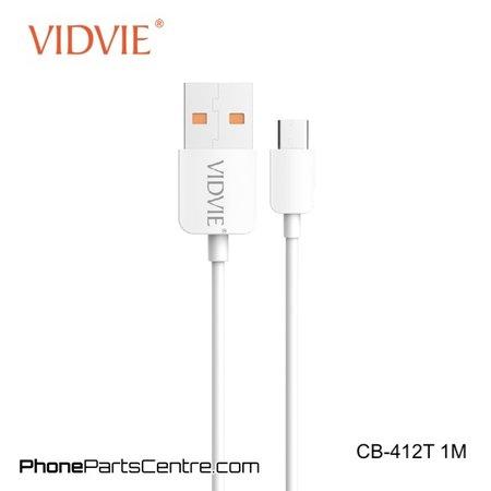 Vidvie Type C Cable 1 meter CB-412T (20 pcs)