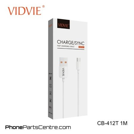 Vidvie Type C Kabel 1 meter CB-412T (20 stuks)