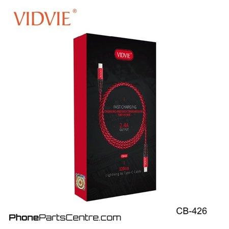 Vidvie Lightning Kabel to Type C CB-426 (10 stuks)