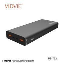 Vidvie Powerbank 20.000 mAh - PB-722 (2 pcs)