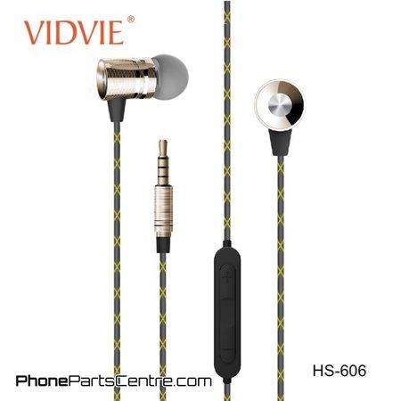 Vidvie Oordopjes met snoer HS-606 (10 stuks)