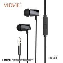 Vidvie Wired Earphones HS-633 (10 pcs)