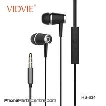 Vidvie Wired Earphones HS-634 (10 pcs)
