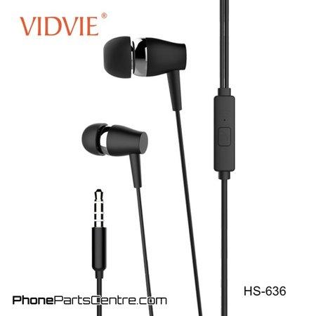 Vidvie Wired Earphones HS-636 (10 pcs)