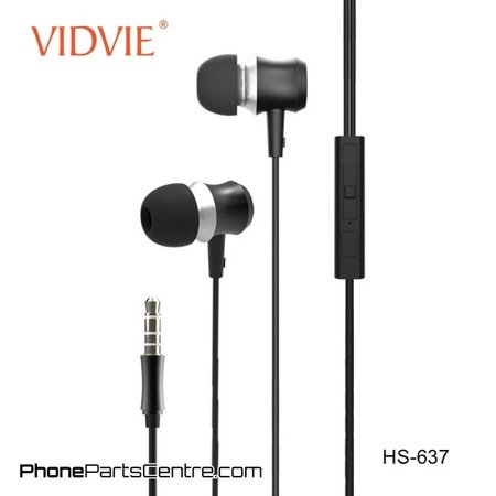 Vidvie Wired Earphones HS-637 (10 pcs)