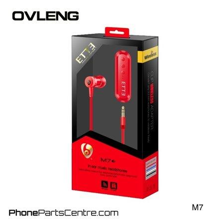 Ovleng Ovleng Bluetooth Oordopjes M7 (5 stuks)