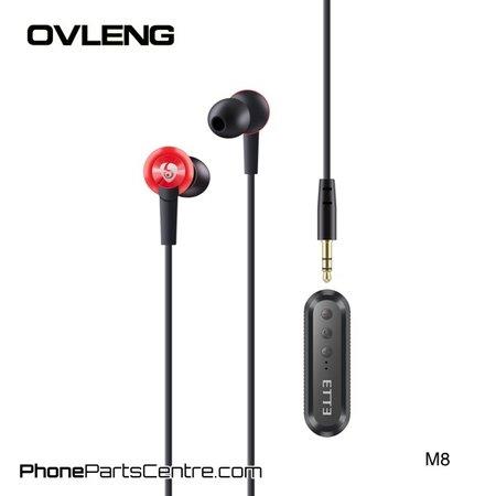 Ovleng Ovleng Bluetooth Oordopjes M8 (5 stuks)