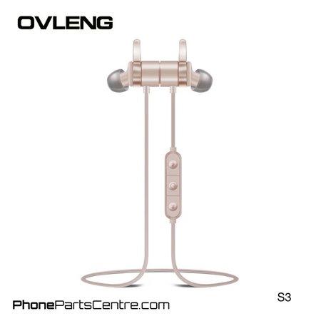 Ovleng Ovleng Bluetooth Oordopjes met magneet S3 (5 stuks)