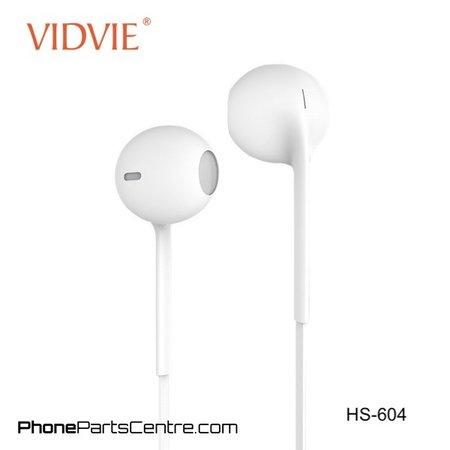 Vidvie Oordopjes met snoer HS-604 (10 stuks)