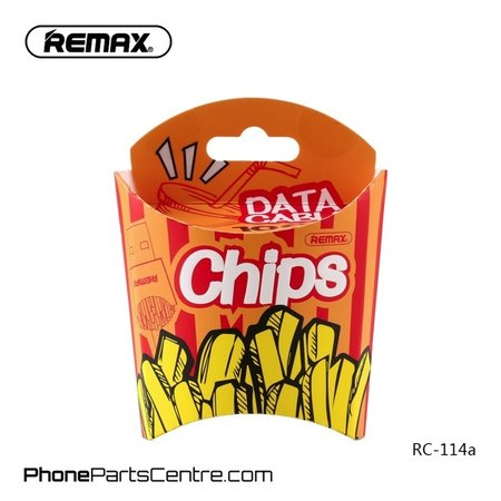 Remax Remax Chips Type C Cable RC-114a (10 pcs)
