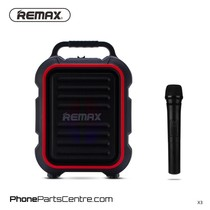 Remax Song K Outdoor Bluetooth Speaker RB-X3
