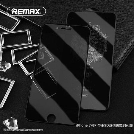 Remax Remax Emperor 9D Privacy Tempered glass GL-32 voor iPhone 7 Plus (5 stuks)
