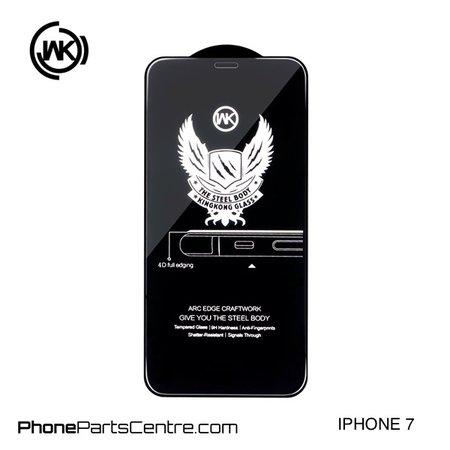 WK WK King Kong 4D glass iPhone 7 (5 pcs)
