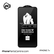 WK King Kong 3D Scherm iPhone 7 Plus (5 stuks)