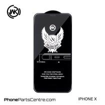 WK King Kong 4D glass iPhone X (5 pcs)